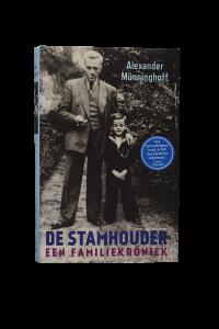 De ik-verteller in De stamhouder is de schrijver zelf, Alexander Münninghoff